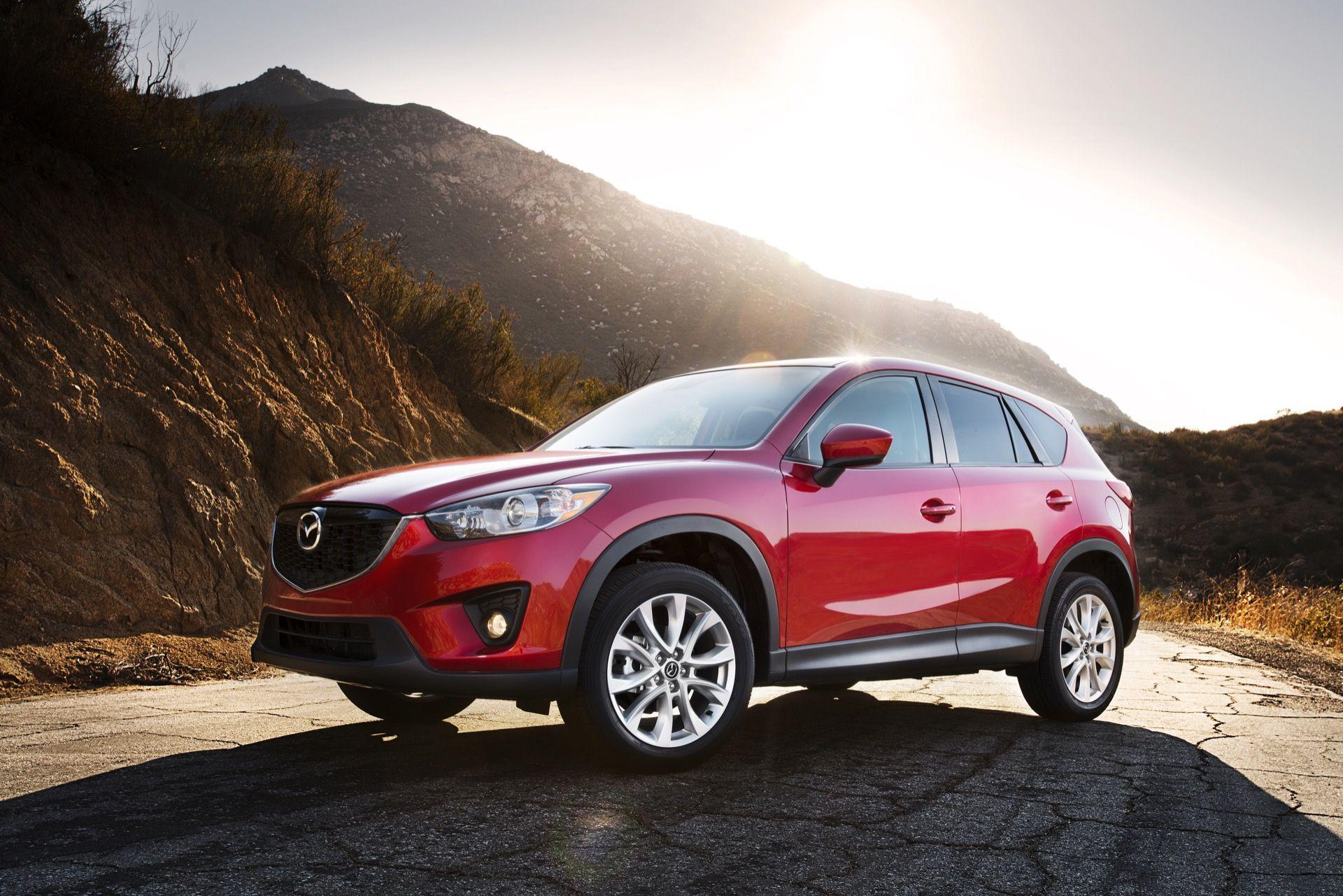 Mazda CX 5 2015 Review