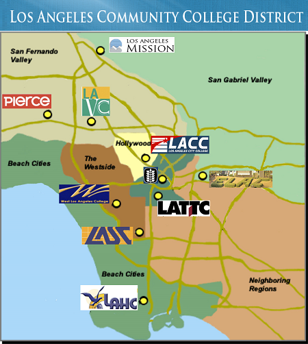 Los Angeles Community College District Student Discount Program | College  student discounts, Community college, College