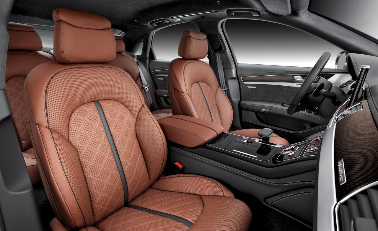 audi S8 brown interior brown grey black  Auto Addiction