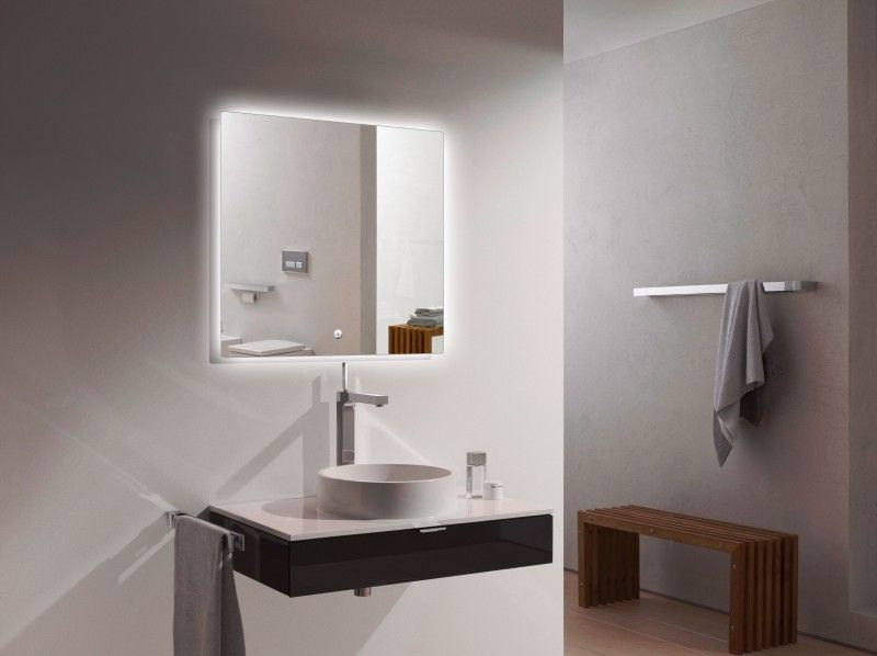 Led Badezimmer ~ 8 best spiegel images on pinterest bathrooms bathroom and