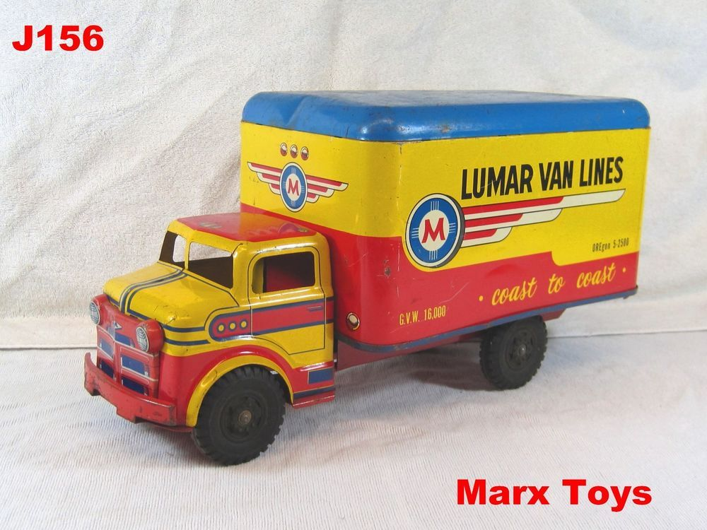 antique marx toy vintage