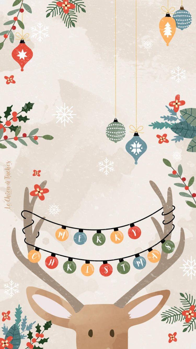 Instagram Pha Foodie Cute Christmas Wallpaper Wallpaper Iphone Christmas Merry Christmas Wallpaper