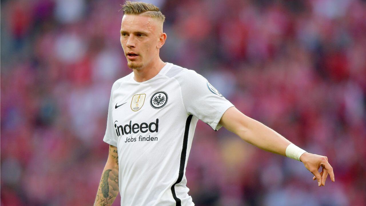 Seconda Maglia Borussia Dortmund Marius Wolf