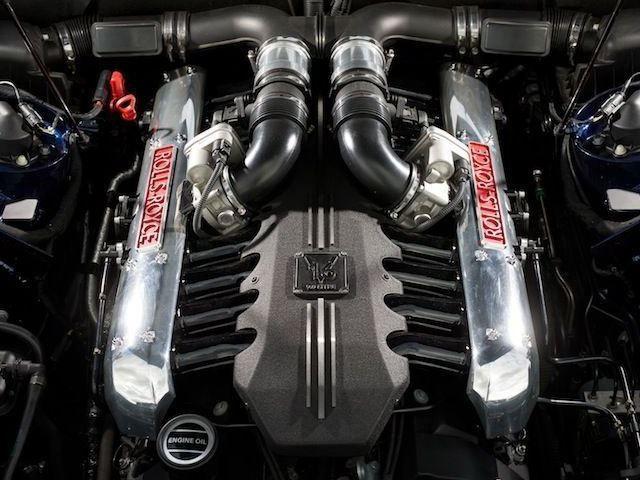 Rolls-Royce 100EX 9.0-liter V16. | Engines | Pinterest | Rolls royce