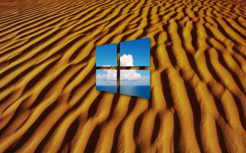 Sky And Desert Windows 8 Theme Theme Windows 8