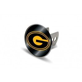 Grambling State Tigers Laser-etched Trailer Hitch Cover