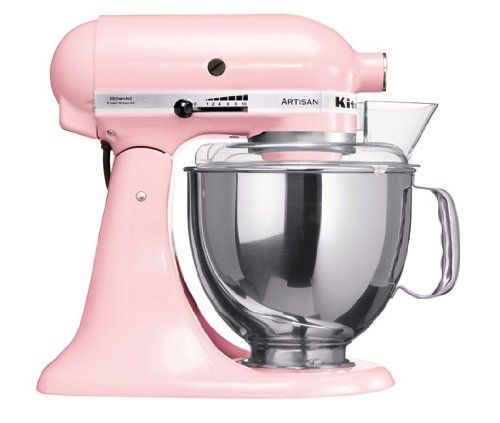 KitchenAid Artisan Mixer 5KSM150PK Pink 220 VOLTS ONLY KitchenAid - kitchenaid küchenmaschine artisan rot