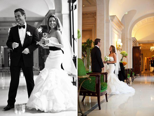 Vera Wang Ethel (Brian + Tiffany) Wedding Dress of my dreams... <3 ...