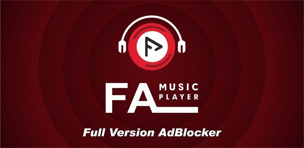 Fa Music Player Plus v1 1 Full Unlocked Paid APP Download