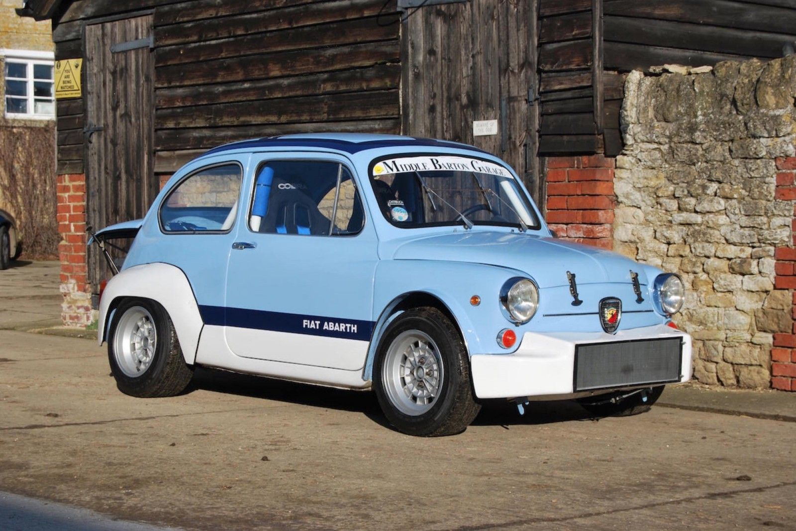 1966 Fiat Abarth 1000 Tc Corsa With Images Fiat Abarth Fiat
