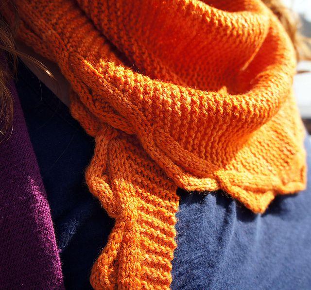 NobleKnits.com - Mercedes Tarasovich-Clark Haven Shawl Knitting Pattern, $5.95…