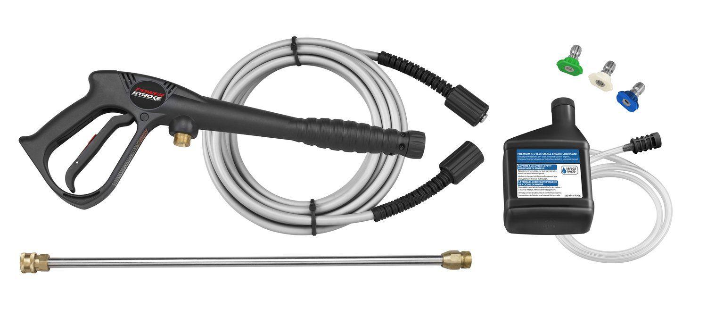Amazon com : Powerstroke PS80519B 2200 psi Gas Pressure