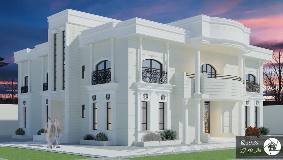 تطوير مبنى قائم على أرض الواقع جازان المدينة المنورة مخططات الرياض مخطط الشرقية فلل في Village House Design House Plans Mansion House Front Door Design