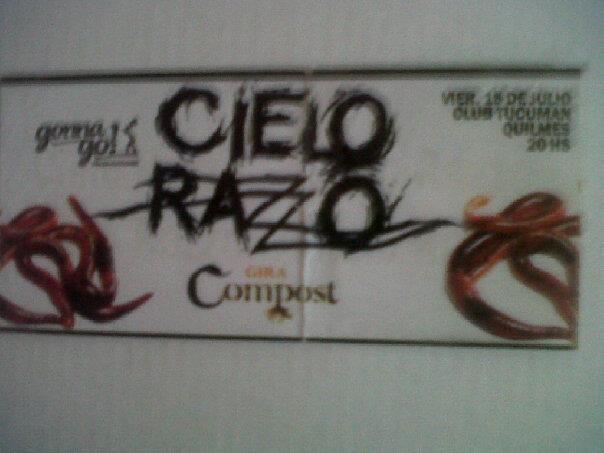 Cielo Razzo - Quilmes