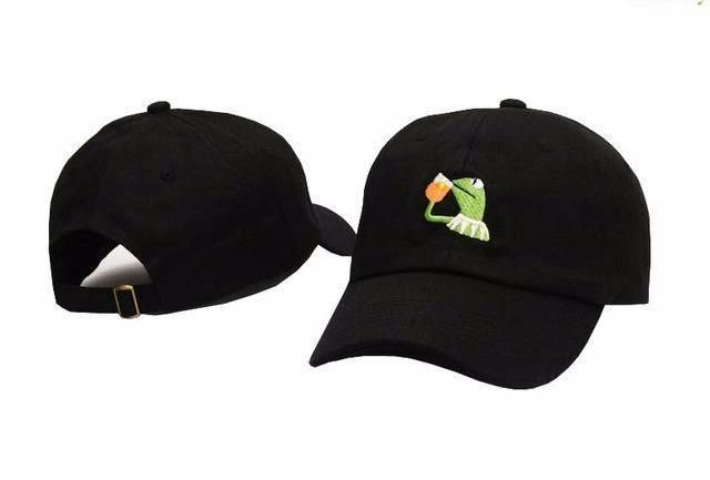 c691532c3c6 Kermit Dad Hat