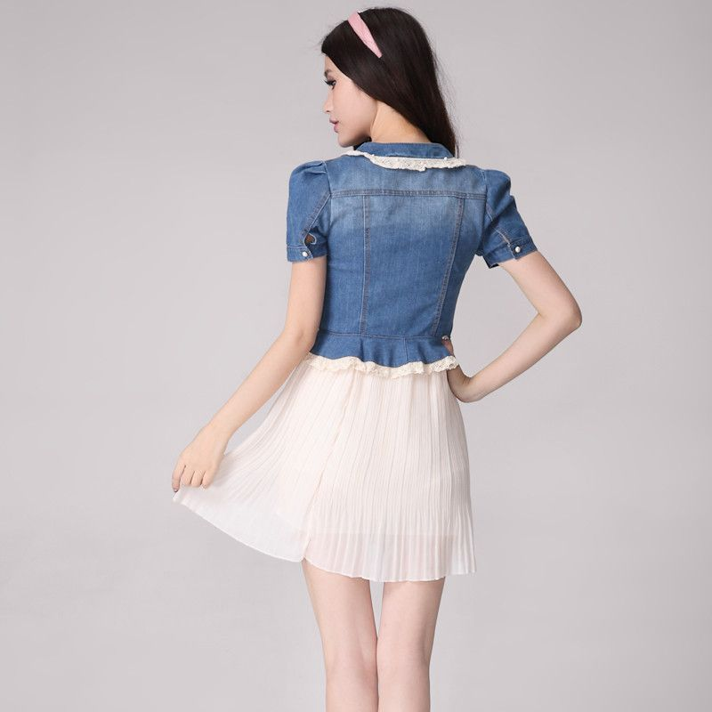 Cheap jacket chiffon, Buy Quality denim jacket for women directly from China jacket vintage Suppliers: