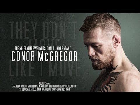 Conor Mcgregor They Don T Move Like I Move Highlights Promo Mcgregor Wallpapers Conor Mcgregor Wallpaper Conor Mcgregor