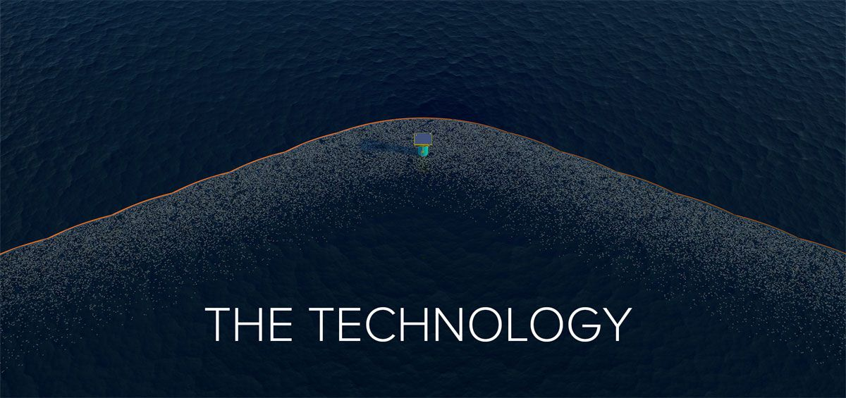The Technology Ocean Cleanup Technology Great Pacific Garbage Patch