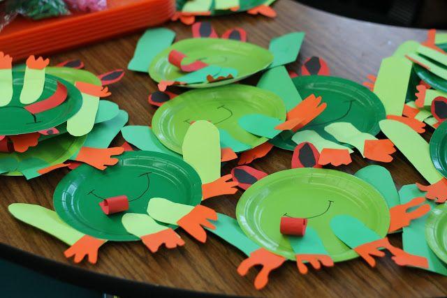 Rainforest Art Activities For Children Frog Crafts Rainforest Crafts School Crafts Rainforest activity for kindergarten
