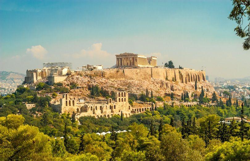 Acropolis, Athene