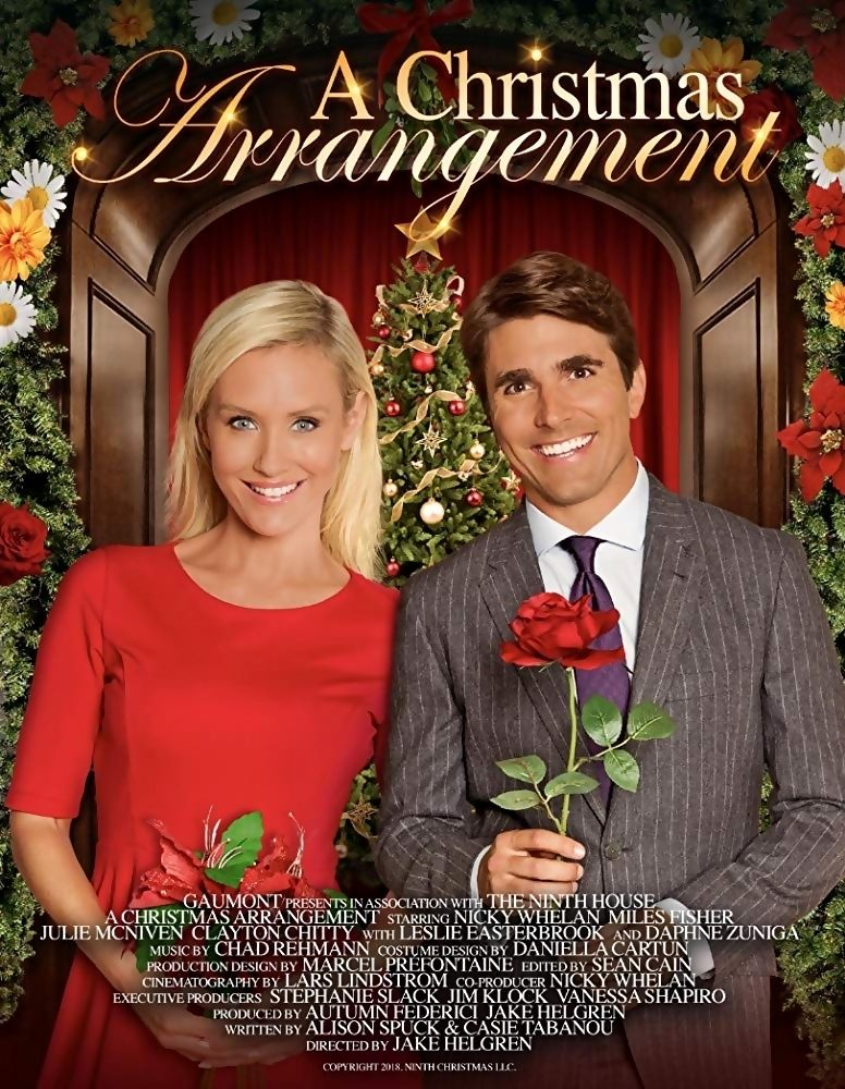 A Christmas Arrangement Is A 2018 Made For Tv Movie Starring Nicky