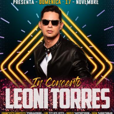 A Novembre è tempo da Leoni! @CARAIBE arriva la musica di @LEONITORRES  #17Novembre a #Roma il #live dell'artista cubano più in voga del momento Acquista subito i tuoi #biglietti  #getyourticketnow #Caraibe #Cuba #Fiesta #ballo #LeoniTorres #CubaEsCultura #CubaEsVida