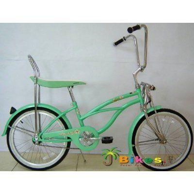 Cute Retro Bike Had One With A Banana Seat And High Handle Bars