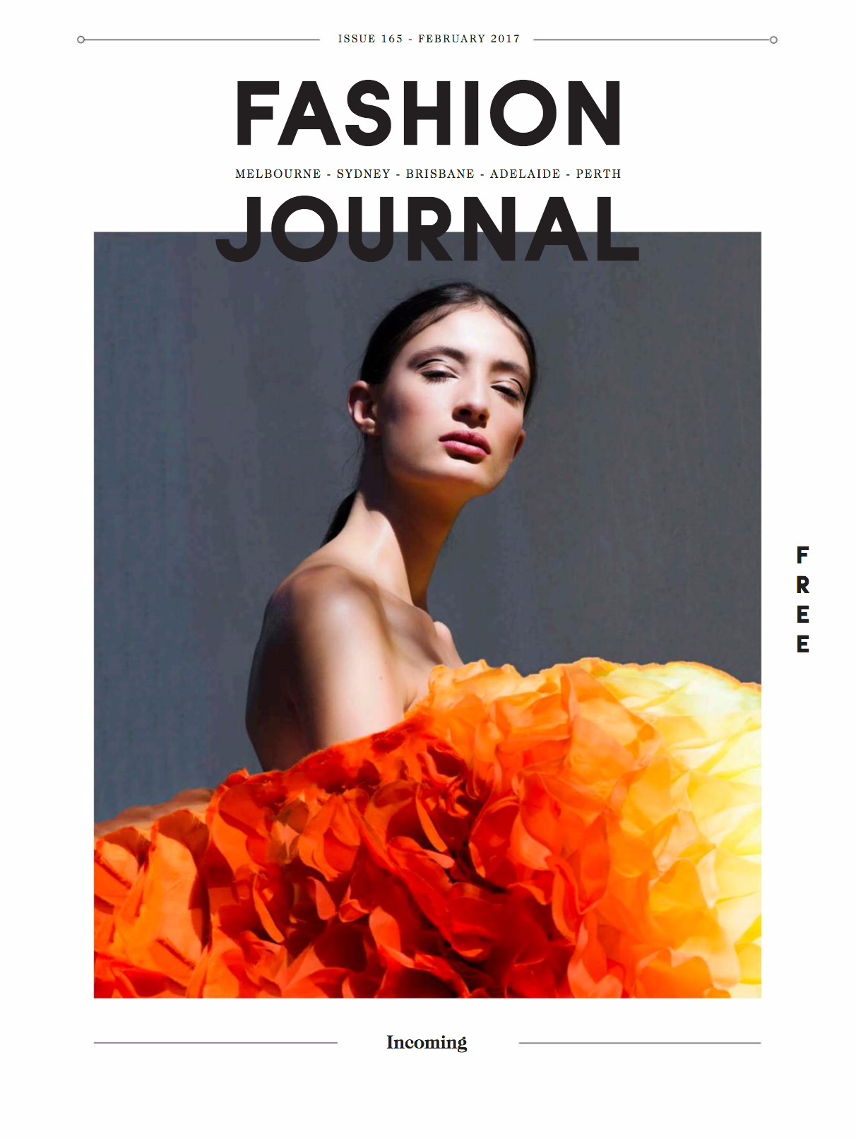 Fashion Journal 165 Covers To Covet Fashion Magazine