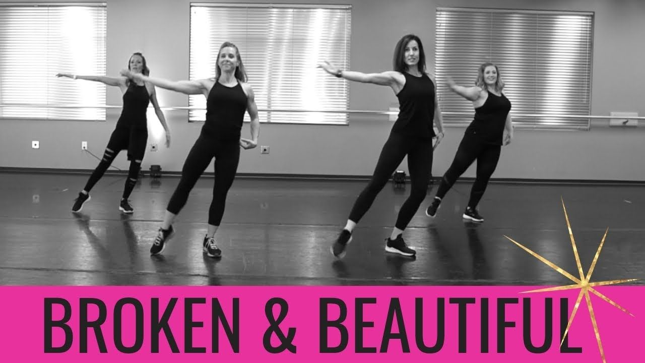 Broken And Beautiful By Kelly Clarkson Shine Dance Fitness With