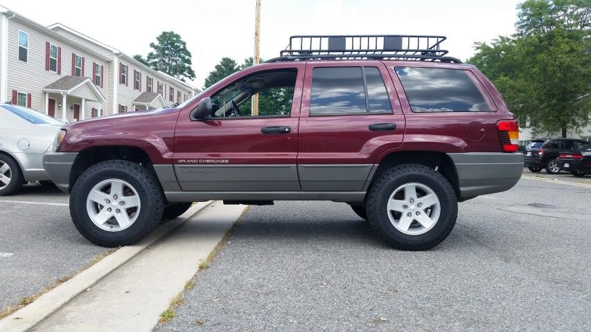 """2/"""" Front /& Rear Budget Boost Lift Kit for Jeep Grand Cherokee WJ 1999-2004"""