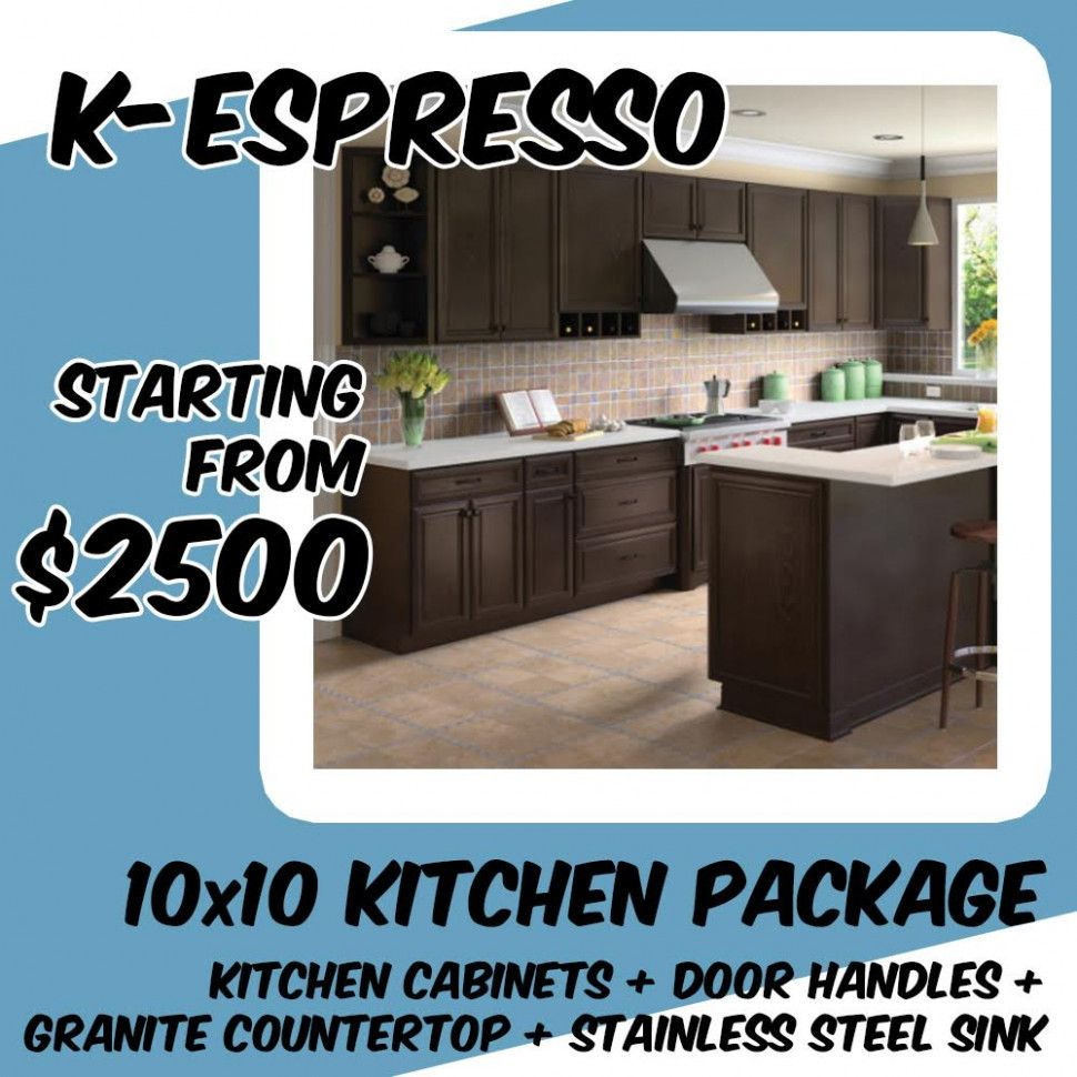 15 The Best What Cabinets Are Included In A 10x10 Kitchen Di 2020