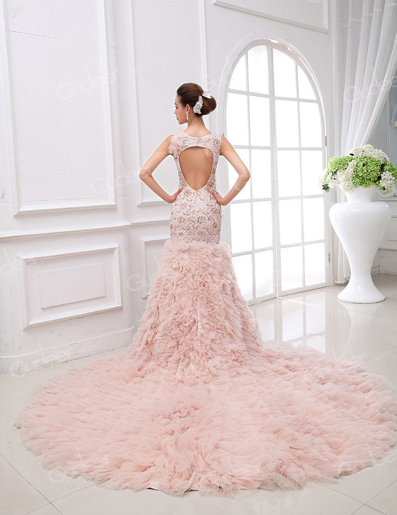 blush wedding dress - Google Search | wedidng dresses | Pinterest ...