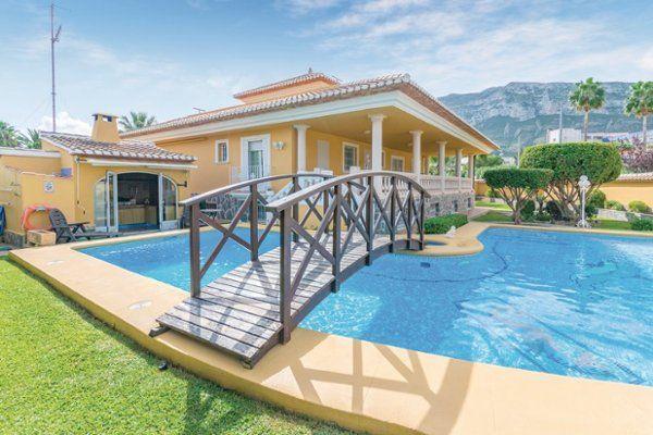 Entdecke wunderschöne Ferienhäuser in Spanien Ferienhaus
