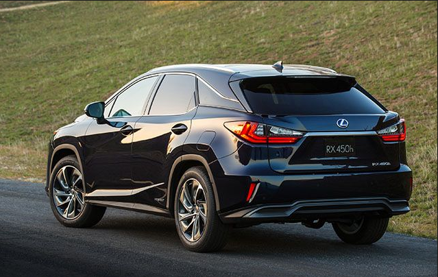 2018 lexus midsize suv. perfect suv 2018 lexus rx 450h specs redesign and powertrain the is with lexus midsize suv