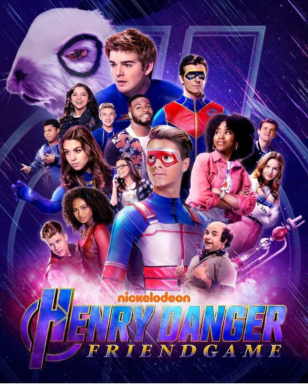 Henry Danger Final Episode : henry, danger, final, episode, Image, Contain:, People,, People, Standing, Nickelodeon, Shows,, Thundermans,, Henry, Danger, Norman