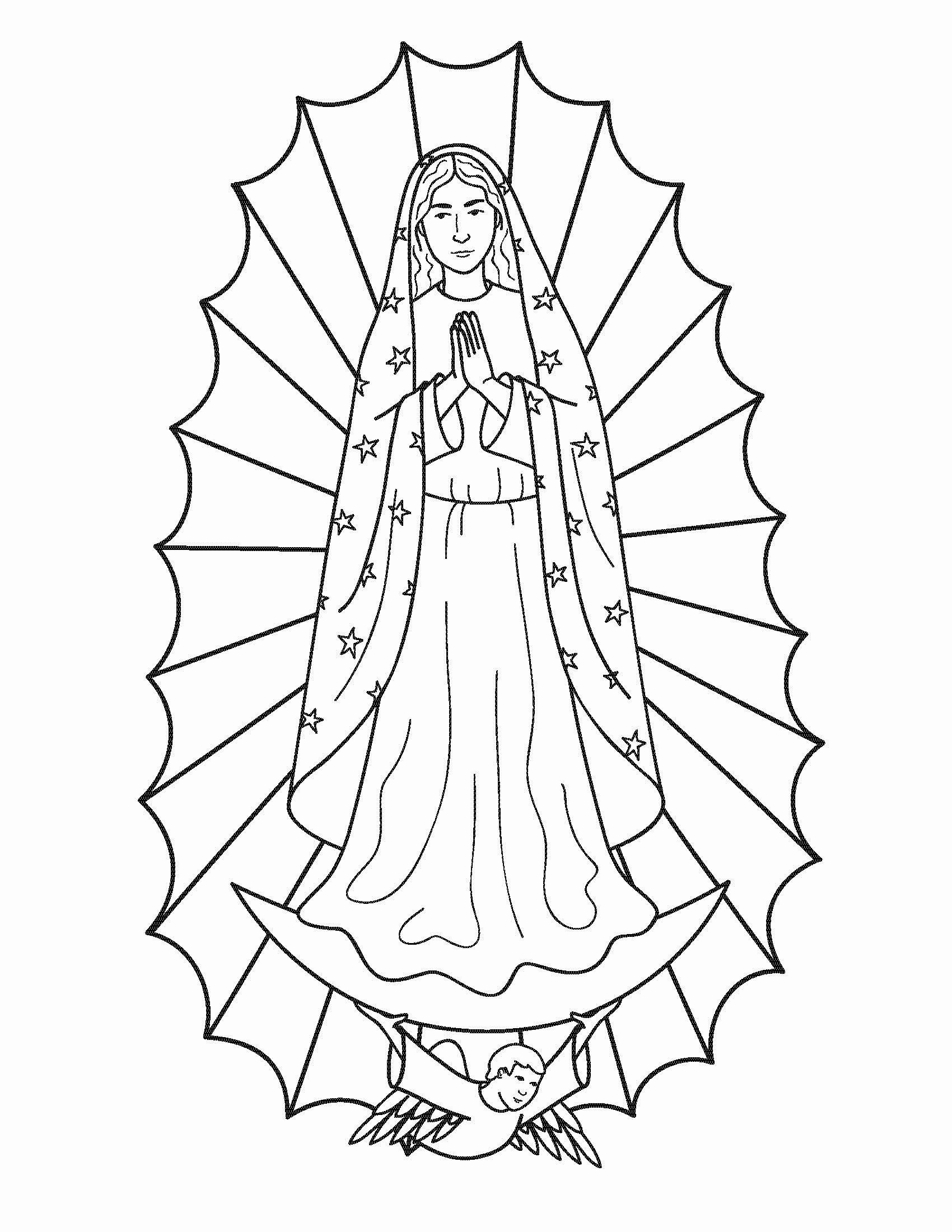Our Lady Of Guadalupe Coloring Page New Catechetical Resources Find The Perfect Gift Coloring Pages Paw Patrol Coloring Pages Dog Coloring Page