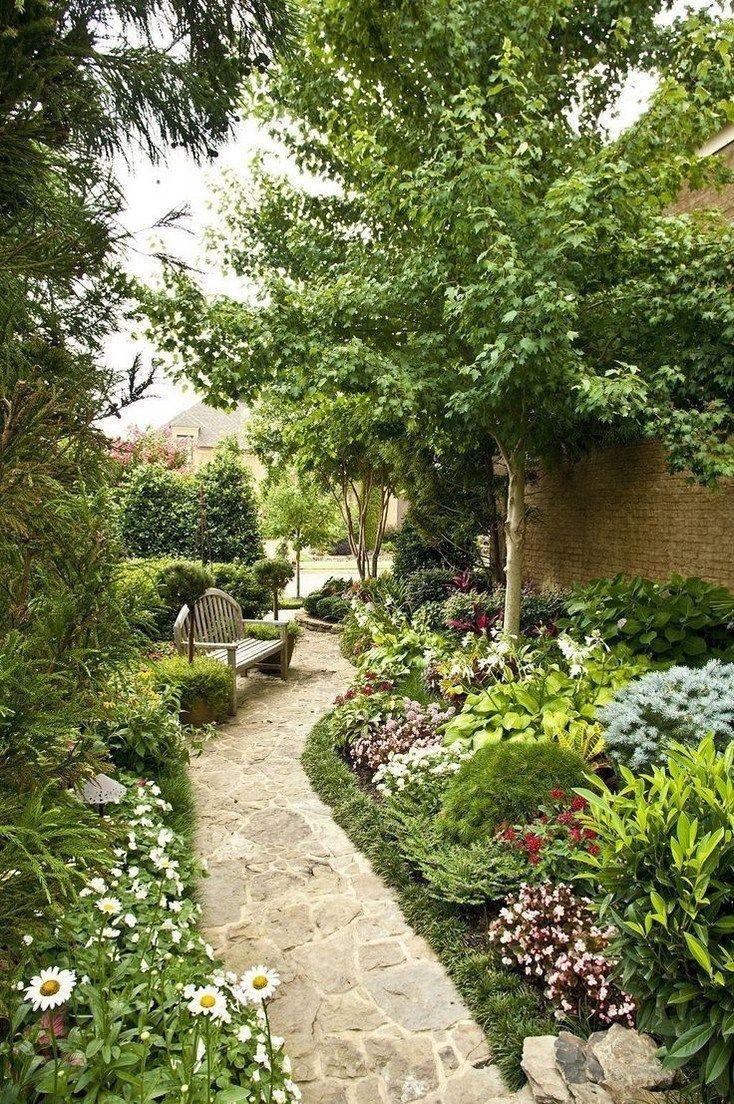 Photo of Garden Paths Plants Plants
