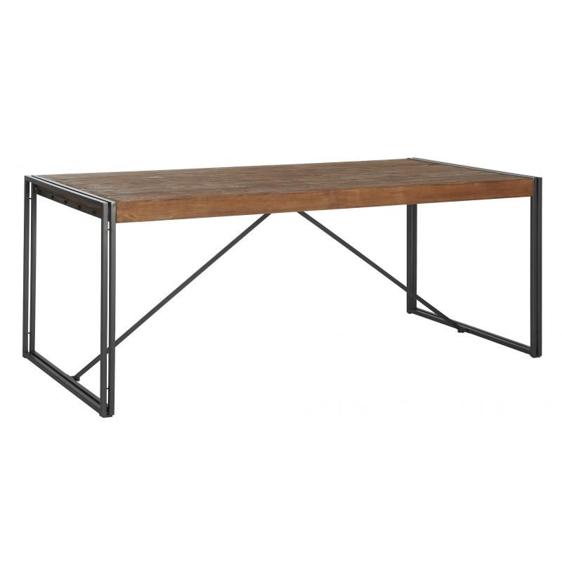 DIN 580011: Eettafel Dinky 78x200x100 cm