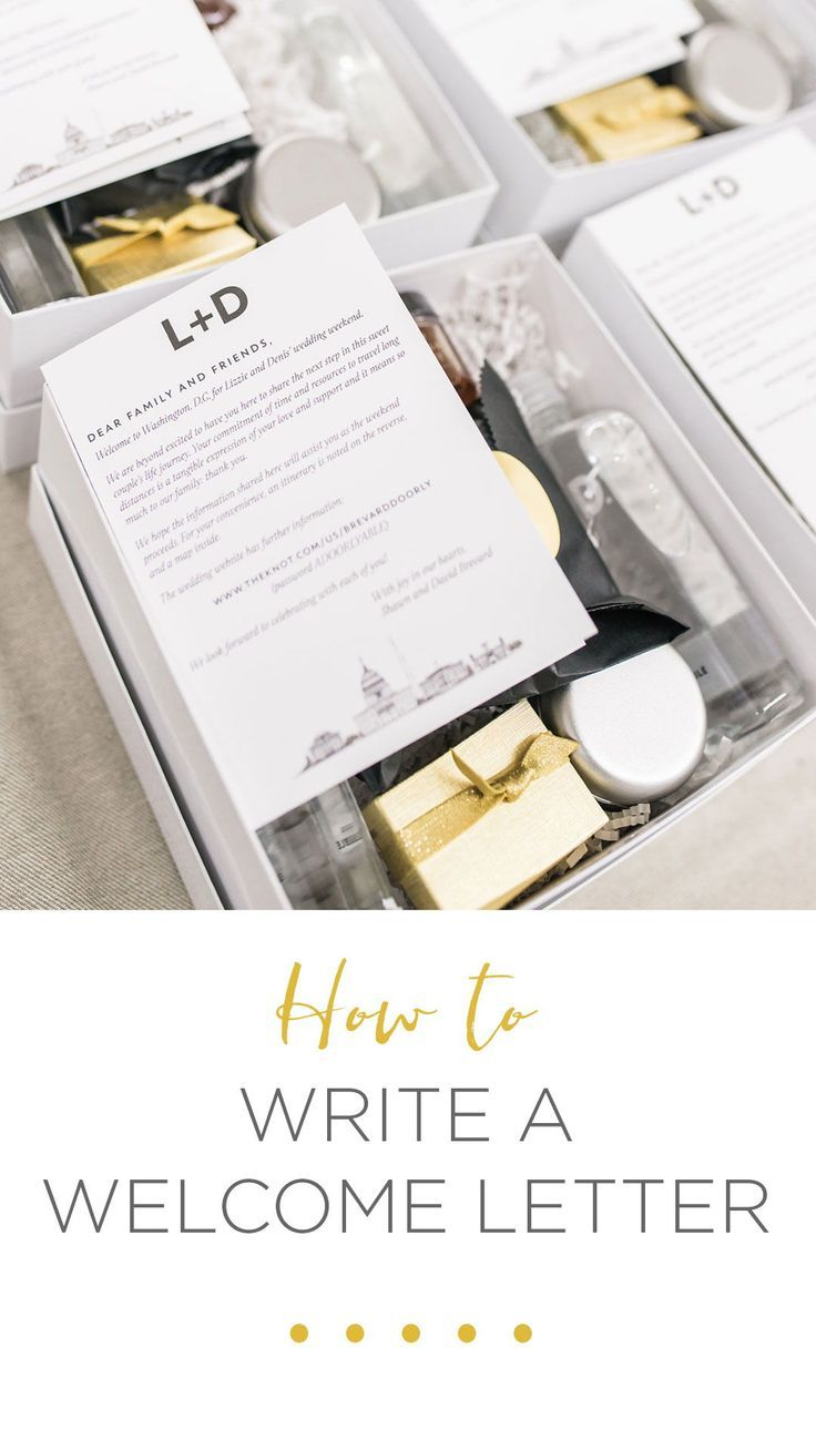 How to create a wedding welcome letter marigold wedding and weddings expocarfo Images