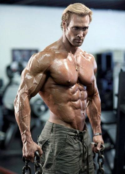 Mike O'Hearn's 5 Tips to Getting Ripped | Favorite