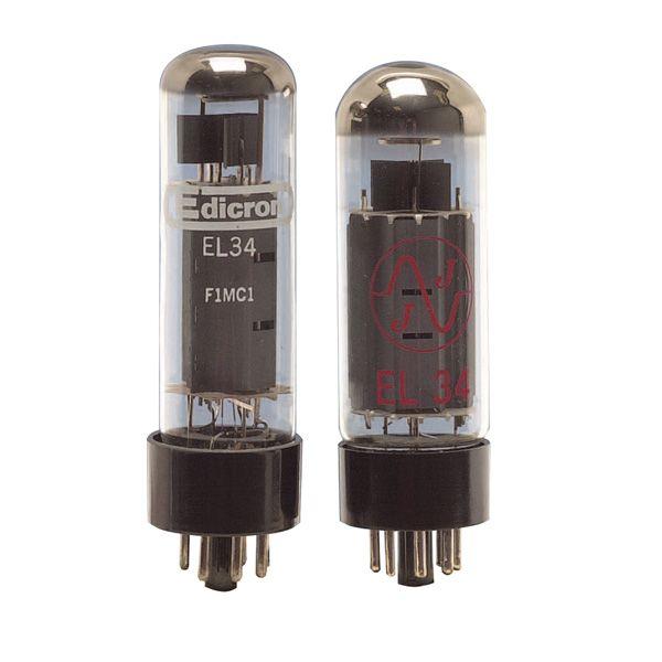EL34 Pentode valve | Electronics | Pinterest | Vacuum tube, Audio ...