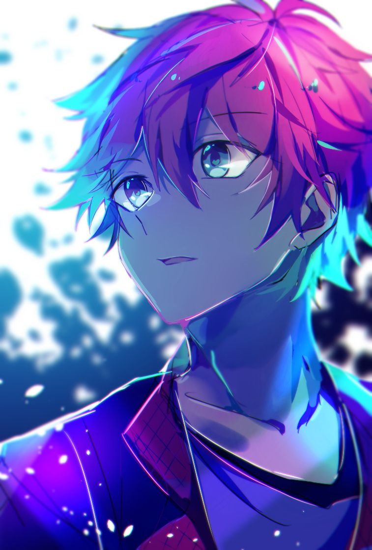 Ahhh!! Kawaii!!! … Cute anime guys, Cute anime boy