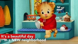 Are You A Kcpt Family Member Sign Up Here For The Daniel Tiger Sneak Peak August 24 Daniel Tiger Daniel Tiger S Neighborhood Helping Kids