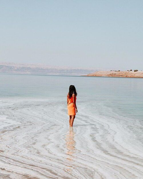 <br/>The Dead Sea: Ignoring reflexes and Floating away — CONTINENT HOP
