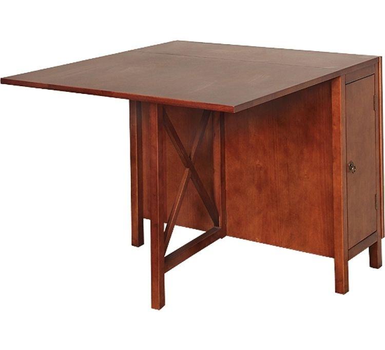 Mesa de comedor extensible de alas eneko en for Mesas de comedor plegables