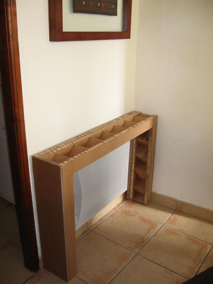 muebles de carton reciclado paso a paso para comedor - Buscar con - muebles reciclados