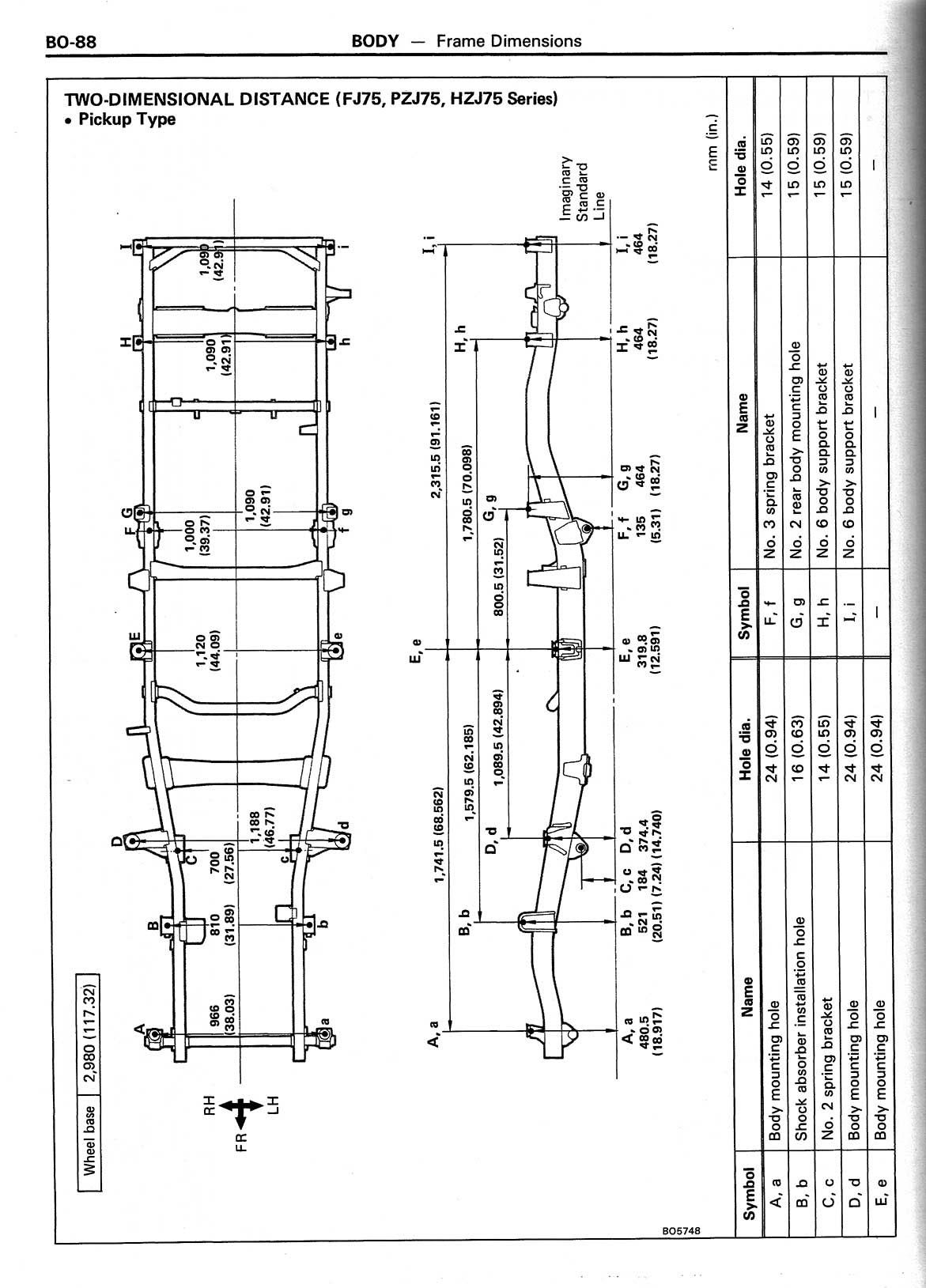 L300 Chassis Specs