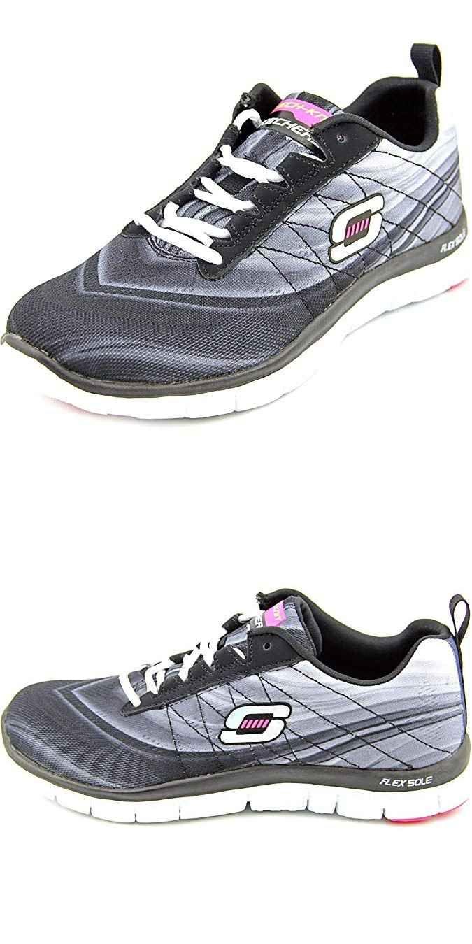 17540d334665 Skechers Sport Women s Pretty Please Flex Appeal Fashion Sneaker ...