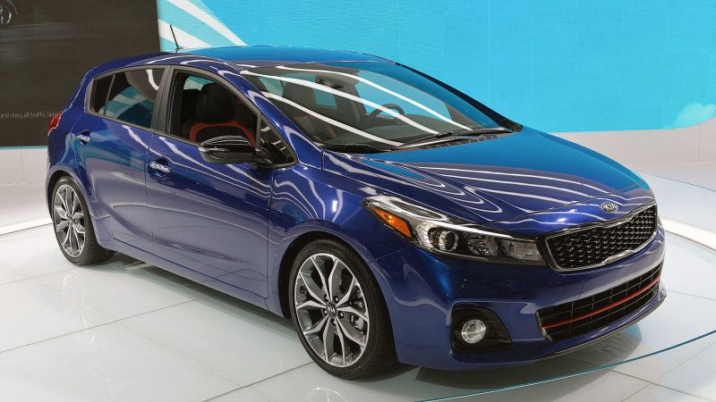 Kia revealed updated versions of the Forte sedan and Forte5 hatchback at the Detroit Auto Show this year, with fresh faces and equipment inside, out, and under the hood. http://www.autoblog.com/2016/01/12/kia-forte-forte5-detroit-2016/