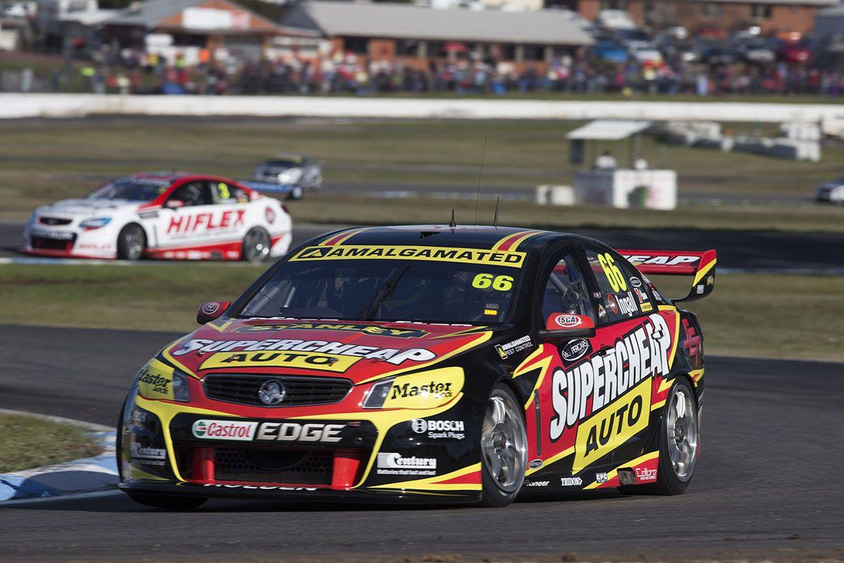 Russell Ingel Super Cars Australian V8 Supercars V8 Supercars
